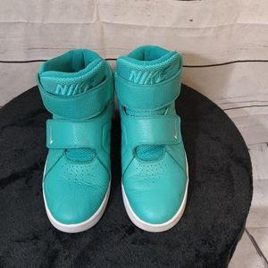 Nike Marxman Blue/Green Youth Sneakers